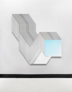 Daniel Everett | Windows 2012 Sculpture