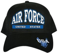 Air Force Logo Baseball Cap Air Force 46192f22a8dc