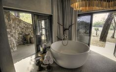 Matetsi Private Game Reserve, Victoria Falls