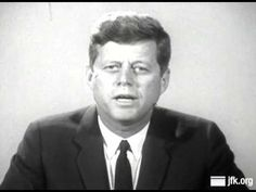 President John F. Kennedy Reminds You to Vote November 6th (PSA)