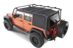 18 inspiring superduty images power stroke, diesel, diesel fuelsmittybilt 76717 smi src roof rack in textured black for 07 18 jeep wrangler unlimited jk 4 door