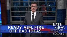 """Late night roasts President Trump's 'I hear you' school shooting notes - """"I hear you"""" was among the phrases President Trump jotted down on a notecard that he held during a listening session with school shooting survivors on Wednesday.  Afterwards, late-night hosts spoofed the president's notes on Thursday night's shows, with Stephen Colbert and Trevor Noah both devoting jokes to the comment.  """"It was clearly a test of Trump's ability to listen because he brought along a cheat sheet that…"""