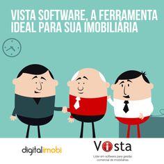 Você já conhece a Vista?   Empresa parceira da Digital Imobi, possui um software para gestão comercial de imobiliárias com mais de 16.000 usuários de 22 estados brasileiros.  Saiba mais sobre essa parceria: http://www.digitalimobi.com.br/blog/mercado/mercado-imobiliario/vista-software-ferramenta-ideal-imobiliaria