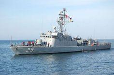 BAP Larrea CM-25
