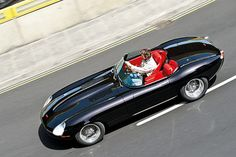 Feature: The Eagle Speedster
