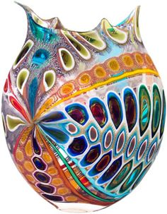 Vase by David Patchen
