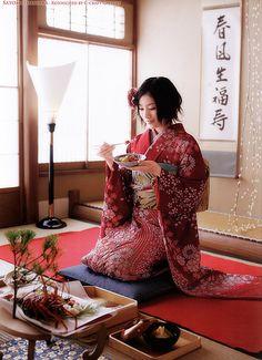 日本の正月 Japanese New Year