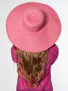 4272888a60e American Apparel - Floppy Summer Hat Floppy Sun Hats