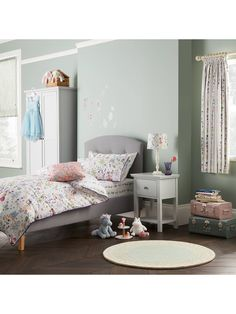 Buy little home at John Lewis Country Fairies Pencil Pleat Pair Blackout Lined Children's Curtains, x Drop from our Ready Made Curtains & Voiles range at John Lewis & Partners. Free Delivery on orders over Childrens Curtains, Childrens Beds, Fairytale Bedroom, Types Of Curtains, Cotton Bedding Sets, Table Lamp Shades, Natural Bedding, Pencil Pleat, Single Duvet Cover