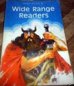 Wide Range Readers -    Old School Reading Books