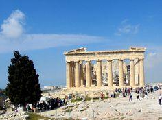 Grécia:  Acrópole