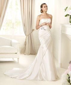Vestido de Noiva Pronovias - Modelo Daina