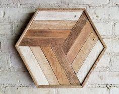 Récupéré le sticker bois Decor Cube latte 12 par EleventyOneStudio