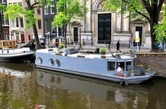 Woonboot Prinsengracht Amsterdam | Flickr - Photo Sharing!