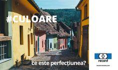 #CULOARE – culoarea inseamna pentru noi viata, universuri diferite, culori locale diferite, viziuni ale arhitectilor diferite. Prin ceea ce facem, noi dam culoare intrarilor in cladiri si potentam identitatea. http://record-romania.com/ce-este-perfectiunea/