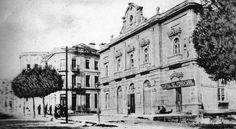 Teatro Rosalía de Castro.1900.