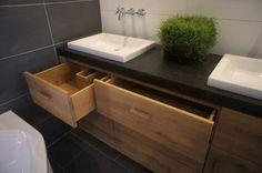 shallow sink