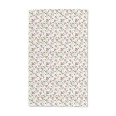 Uneekee Sweet Flower Memories Hand Towel, Blue