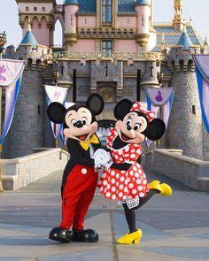 Mickey & Minnie ❤