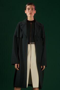 Cédric Charlier Pre-Fall 2015 Fashion Show