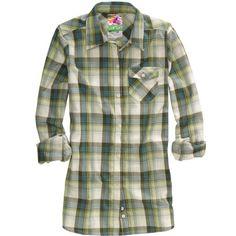 Burton Player Flannel Shirt - Long-Sleeve - Women's
