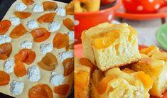 Fantasticky lahodná tvarohová bublanina: Těsto jen vylijete na plech a přidáte ovoce!