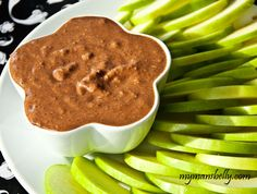 almond butter, easy appetizer, dips, dip recipes