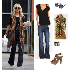 Rachel Zoe Look for Less – Rachel Zoe Boho Style | In style Celebrity Looks for Less, Fashion 2011– Fashion Blog - Famous Fashionista