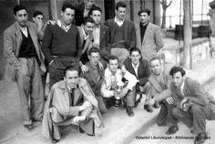 Vecinos del Barrio de la Humedad (Cedida por la Comisión de Fiestas San Martín) (ref. 06545)