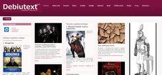 A tak wygląda dzisiejszy www.debiutext.eu