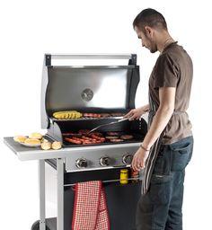 Banquet™ 4 Burner Gas Trolley BBQ H133cm x W106cm £184.99