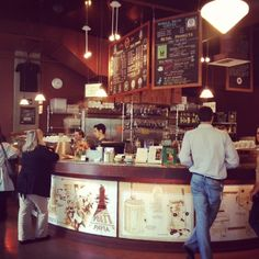 Vivace | Seattle | Broadway | Capitol Hill | Local Favorite | I love SEATTLE