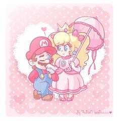 .:Her royal pinkness:. by ThePinkMarioPrincess.deviantart.com on @DeviantArt