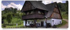Muzeum Kultury Ludowej Pogórza Sudeckiego - Skansen w Pstrążnej