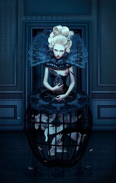 Natalie Shau – Between illustration and photography