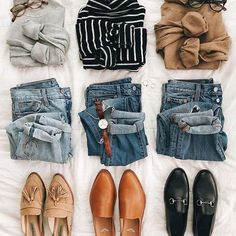 minimalist outfit ideas - New Hair Style Fall Winter Outfits, Autumn Winter Fashion, Winter Wear, Spring Outfits, Mode Outfits, Casual Outfits, Fashion Outfits, Dress Casual, Fashion Trends