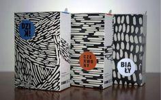 eco rice package by Anna Okrassa, via Behance
