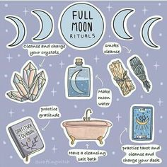 What's your full moon ritual?✨ What's your full moon ritual?✨ What's your full moon ritual?✨ What's your full moon ritual? Witch Spell Book, Witchcraft Spell Books, Wicca Witchcraft, Magick, Green Witchcraft, New Moon Rituals, Full Moon Ritual, Full Moon Spells, Witchcraft For Beginners