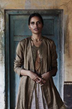 Haati Chai x Anavila on Preeti Dhata Styled by Kanika Karvinkop Photography Keegan Castro // HAATI CHAI