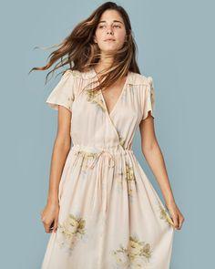 Christy Dawn - Dawn Dress in Rose Floral
