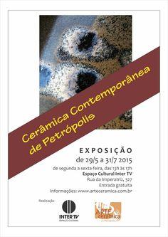 Brasileños Cerámica Contemporánea: sucede
