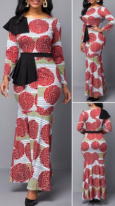 Outstanding women dresses are offered on our internet site. Take a look and you wont be sorry you did. African Dresses For Kids, African Maxi Dresses, Latest African Fashion Dresses, African Attire, Ankara Dress Styles, African Print Dress Designs, Ankara Designs, African Fashion Traditional, Moda Afro