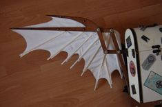 Wings...that fold! I need to make these.