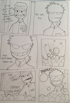 Fnaf Comic 10 Part 3 by Mike-love-Smidcht on DeviantArt