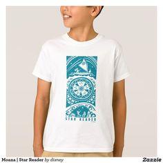Moana   Star Reader. Producto disponible en tienda Zazzle. Vestuario, moda. Product available in Zazzle store. Fashion wardrobe. Regalos, Gifts. Link to product: http://www.zazzle.com/moana_star_reader_t_shirt-235976649976109449?CMPN=shareicon&lang=en&social=true&rf=238167879144476949 #camiseta #tshirt #moana