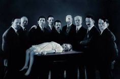 "Saatchi Art Artist Gottfried Helnwein; Painting, ""Epiphany III (Presentation at the Temple)"" #art"