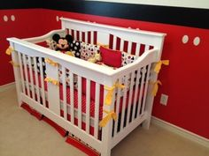Mickey Mouse Nursery