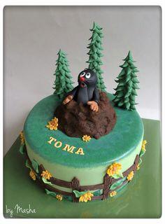 Mole cake ;) Krtek torta