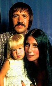 Sonny, Cher and daughter Chastity Boy, have times changed.