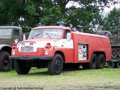 "tatra ddr | ... Tatra 148 in meinem neuen Typenkompass ""DDR-Feuerwehrfahrzeuge 1945"
